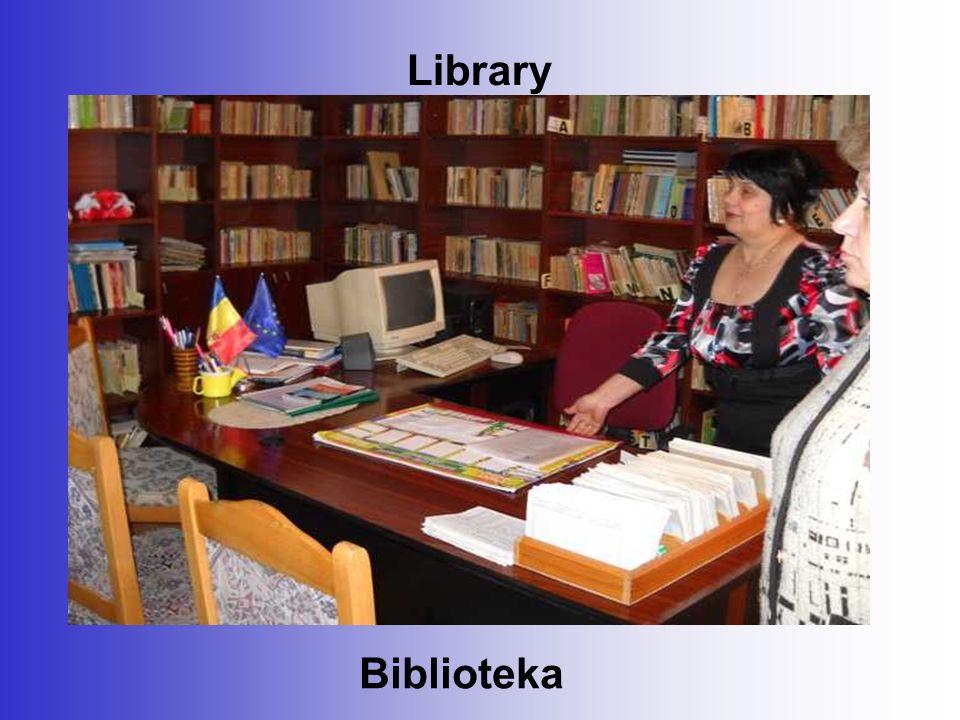 Library Biblioteka