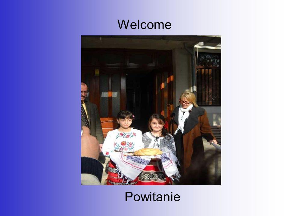Welcome Powitanie