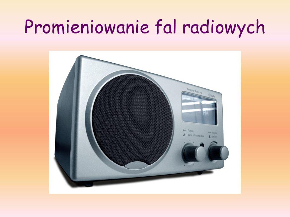 Promieniowanie fal radiowych