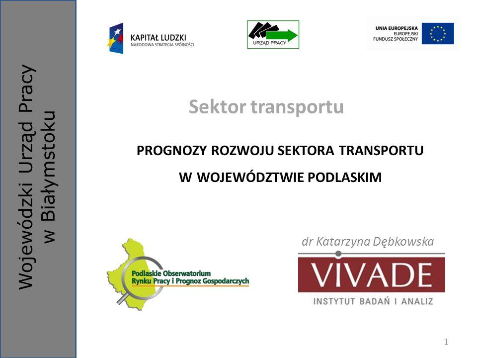 Czynniki ekologiczne Ekol 1 - Wymogi w zakresie ekologii transportu (m.