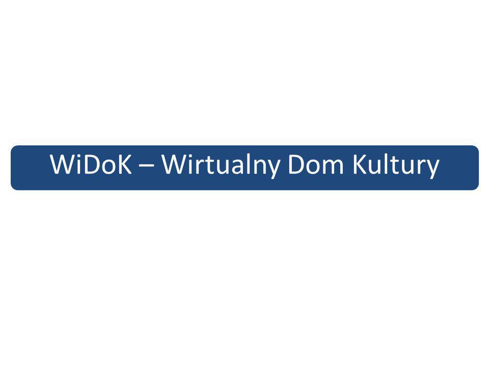 WiDoK – Wirtualny Dom Kultury