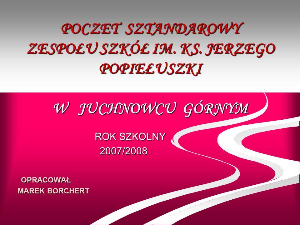 ŚWIĘTO NIEPODLEGŁOŚCI 11 listopada 2007 r.mieszkańcy oraz władze Gminy Juchnowiec K.