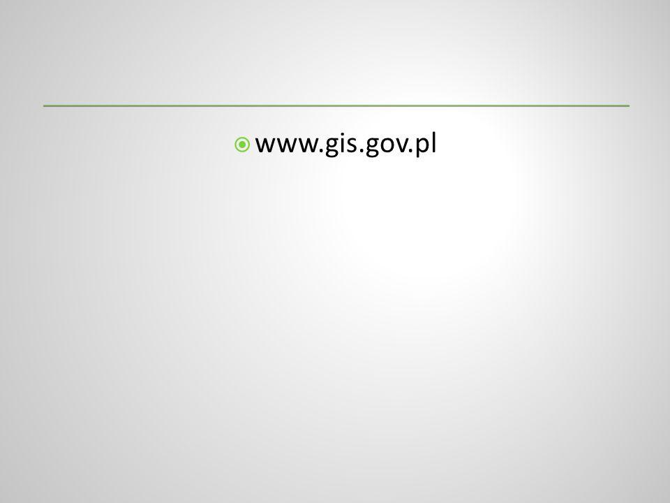 www.gis.gov.pl