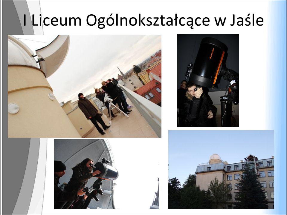 I Liceum Ogólnokształcące w Jaśle