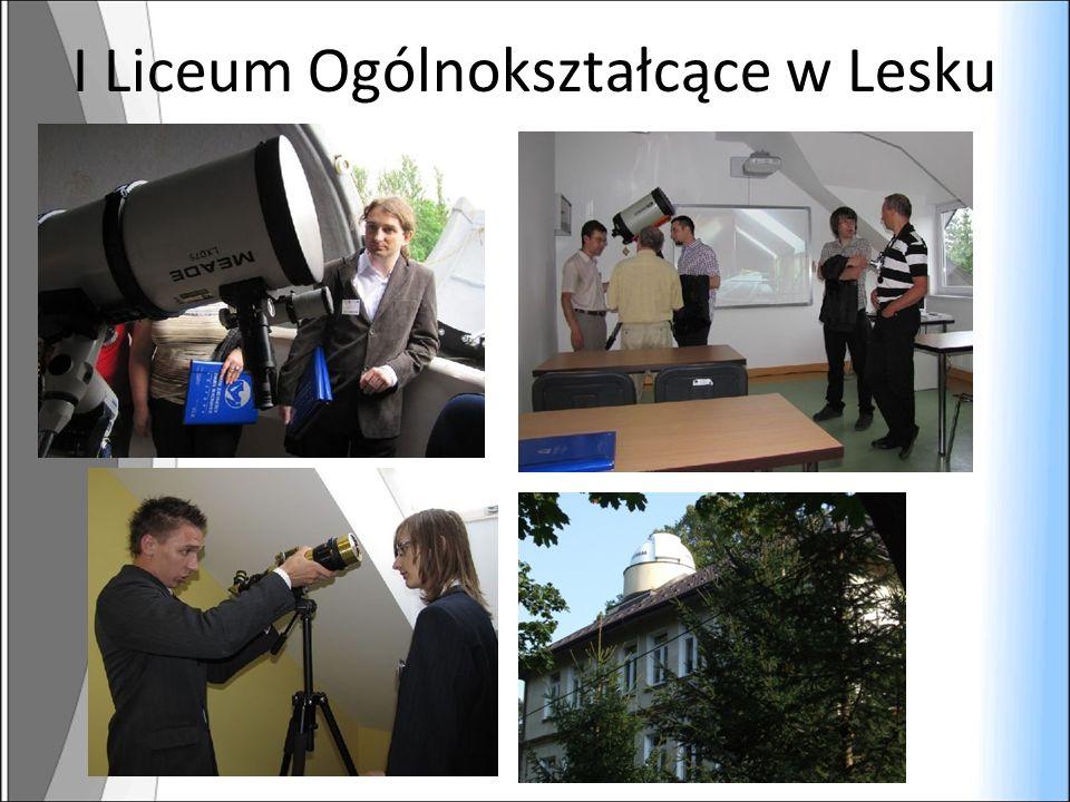 I Liceum Ogólnokształcące w Lesku