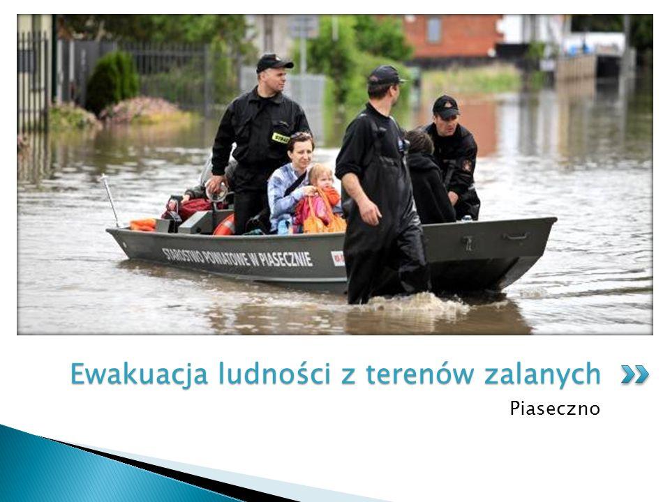 Każdy powinien zostać poinformowany o sposobie ewakuacji, zasadach zabezpieczenia logistycznego oraz spodziewanych warunkach w miejscu pobytu tymczasowego.