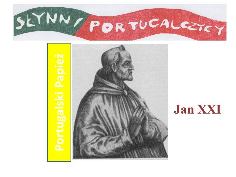 Portugalski Papież Jan XXI Uroki Portugalii