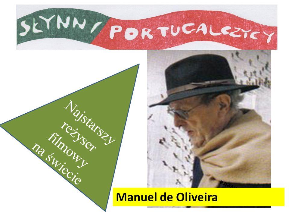 Najstarszy reżyser filmowy na świecie Manuel de Oliveira