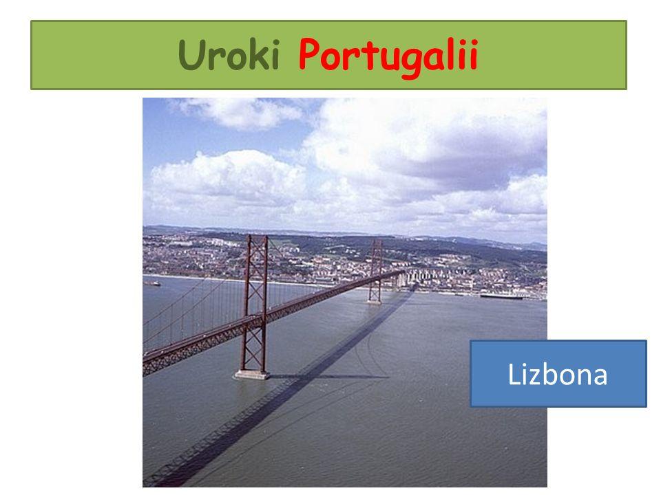 Uroki Portugalii Kraj zdobią słynne kafelki azulejos