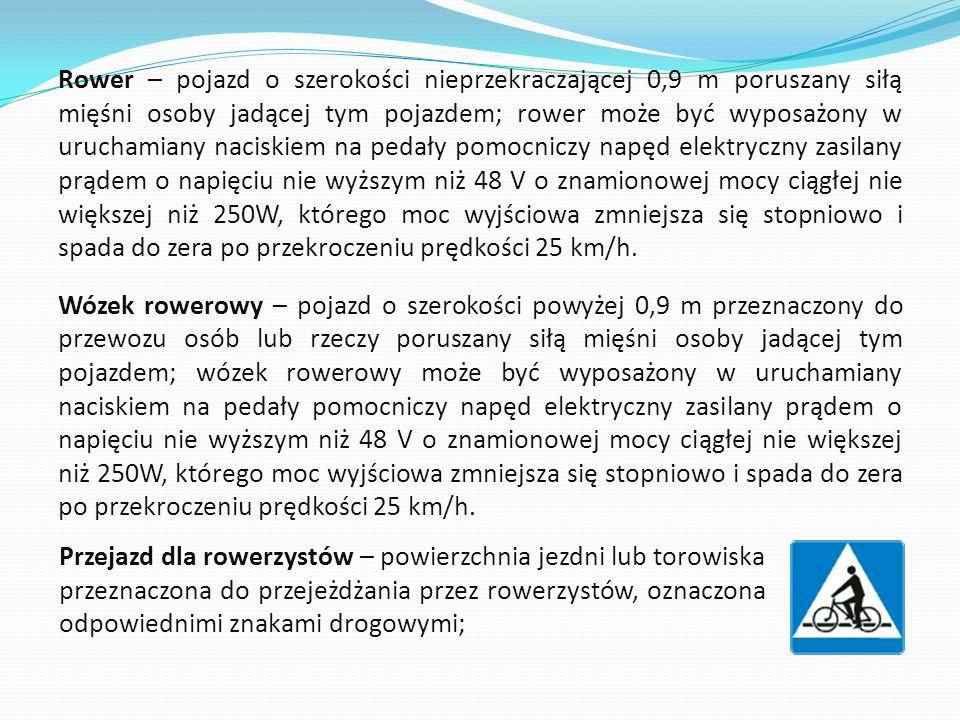 Uprawnienia do kierowania motorowerem oraz czterokołowcem lekkim Karta motorowerowa wydana na podstawie przepisów ustawy z dn.