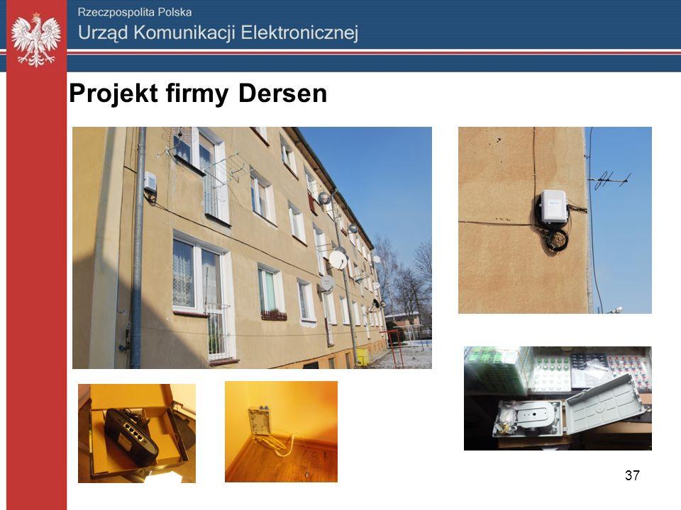 37 Projekt firmy Dersen