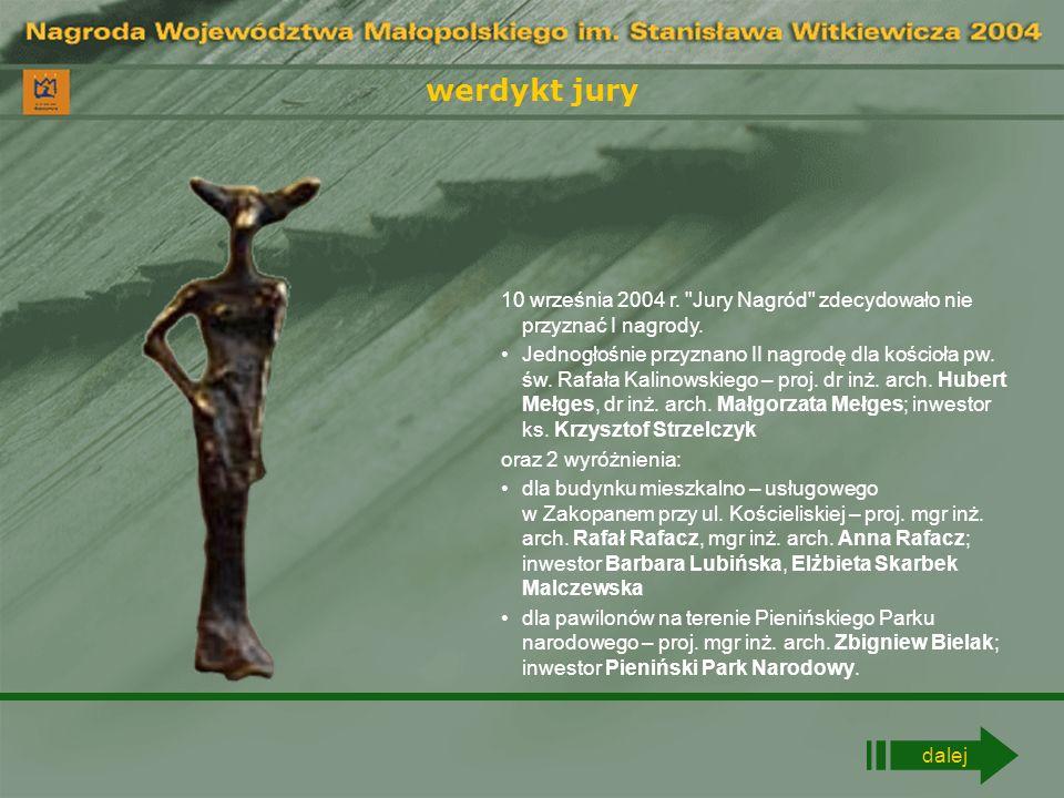 werdykt jury 10 września 2004 r.