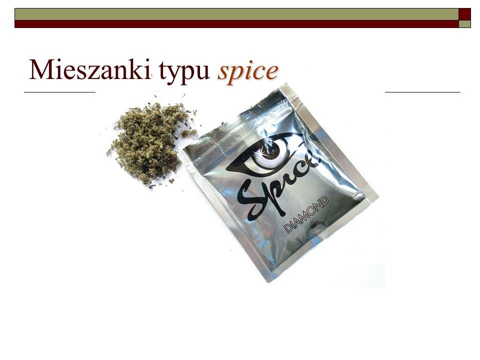 spice Mieszanki typu spice