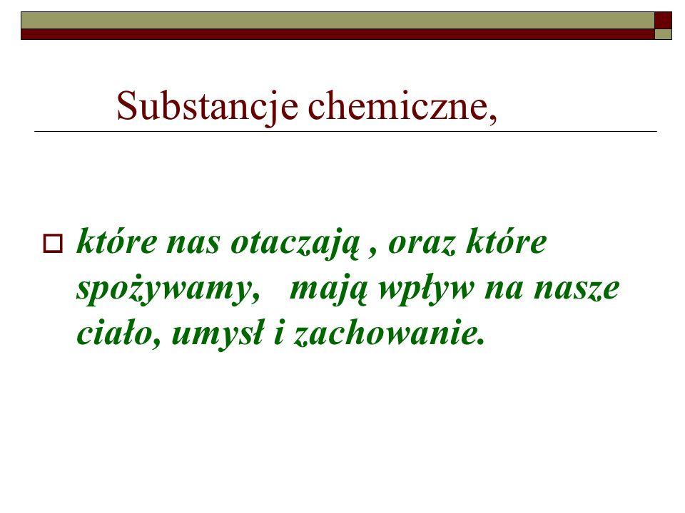 Co zawierają, jak skutkują … Mefedron - organiczny związek chemiczny.