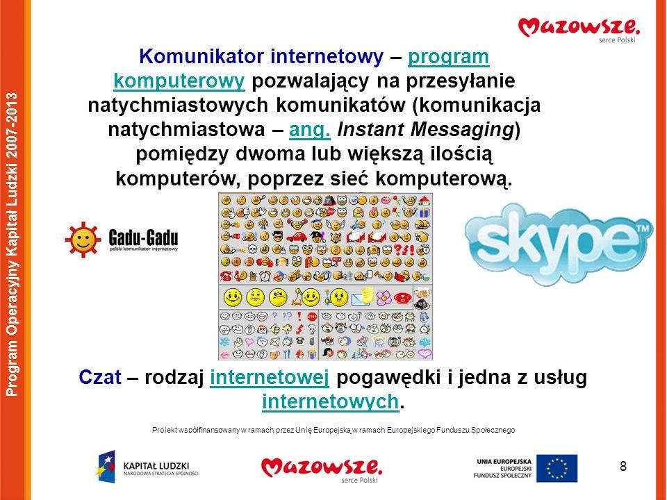 9 Projekt współfinansowany w ramach przez Unię Europejską w ramach Europejskiego Funduszu Społecznego Program Operacyjny Kapitał Ludzki 2007-2013 Uczniowie poznali narzędzi TI i ich podział ze względu na zastosowanie SYSTEM OPERACYJNY PRORAMY UŻYTKOWE Edytor tekstu Edytor grafiki Edytory dźwięku, wideo Przeglądarki internetowe Gry komputerowe PROGRAMY NARZĘDZIWE Narzędzia systemowe Programy antywirusowe Menadżery plików i inne JĘZYKI PROGRAMOWANIA Pacal, Basik Delphi, Visual Basic, C++ Asemblery i inne