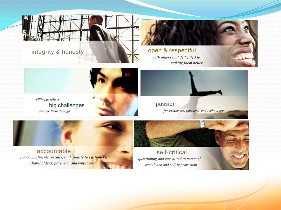 Nasza misja Umożliwić ludziom i biznesom na całym świecie, realizować ich własny potencjał