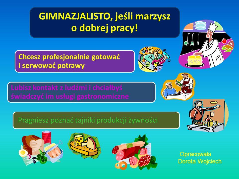 Szkoła współpracuje z przeszło 60 firmami, w których odbędziesz praktyki - na Podbeskidziu, blisko miejsca Twojego zamieszkania oraz w dużych miastach Polski -w okresie letnim nad morzem -w ramach współpracy z zaprzyjaźnioną Szkołą w Solnok na Węgrzech -w ramach projektów unijnych Zajrzyj na www.zsgih.edu.pl w zakładkach praktyki zawodowe warsztaty szkolne, Comenius