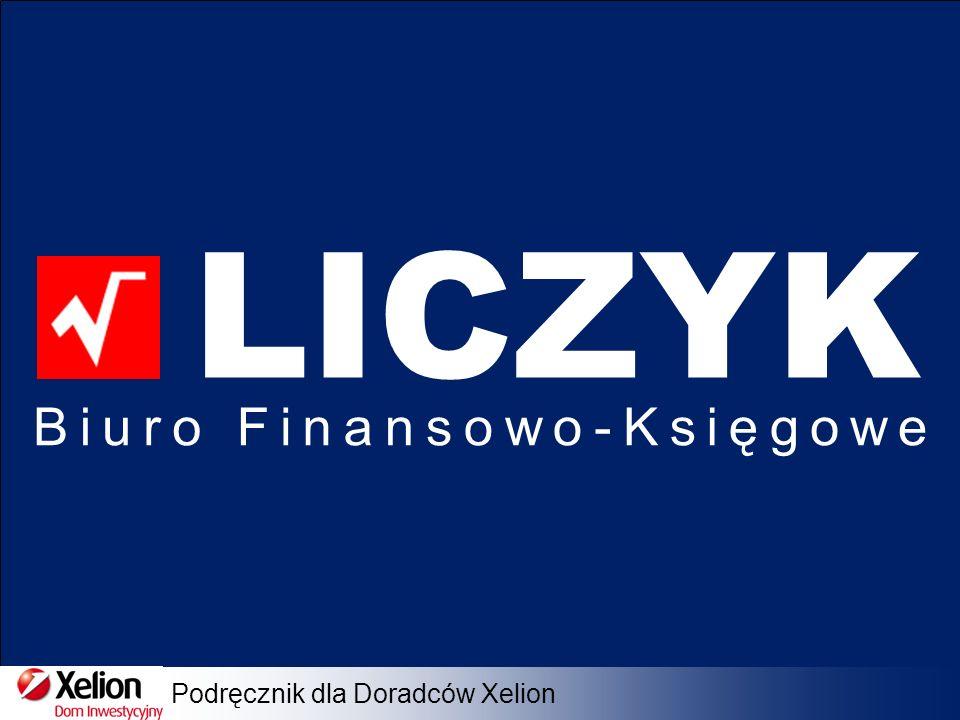 LICZYK Biuro Finansowo-Księgowe LICZYK Biuro Finansowo-Księgowe 2 Informacje o BFK LICZYK Sp.