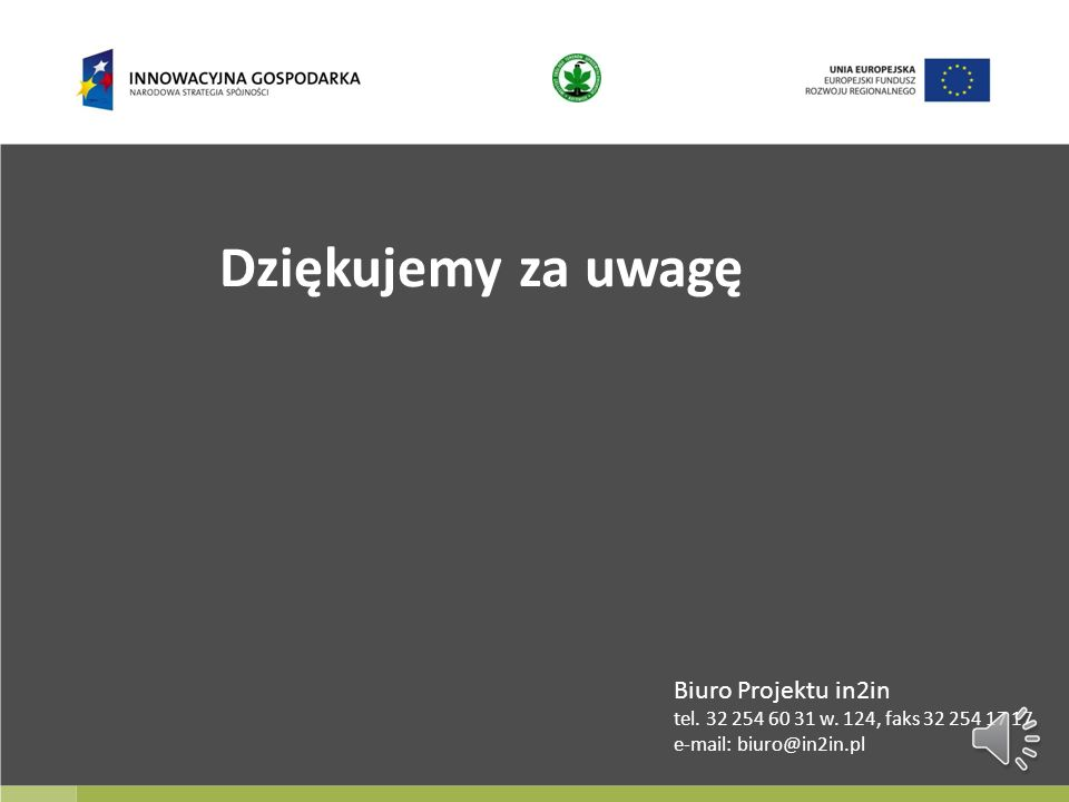 Więcej informacji: www.in2in.pl