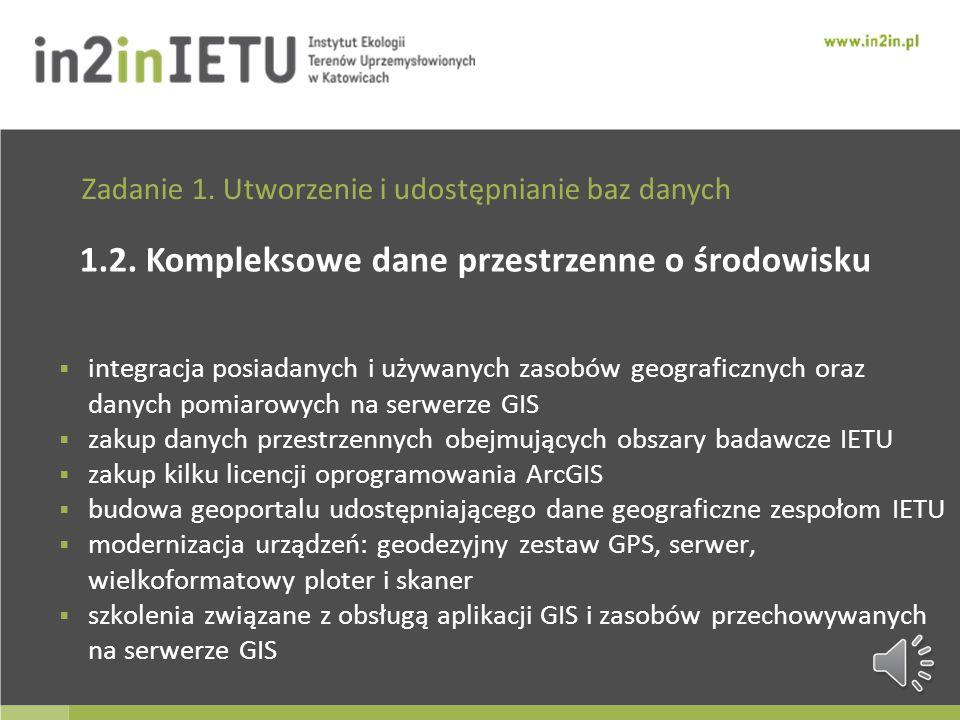 Zadanie 1. Utworzenie i udostępnianie baz danych 1.1. Tematyczna biblioteka cyfrowa nowoczesny informatyczny system bazujący na serwerze bazodanowym z