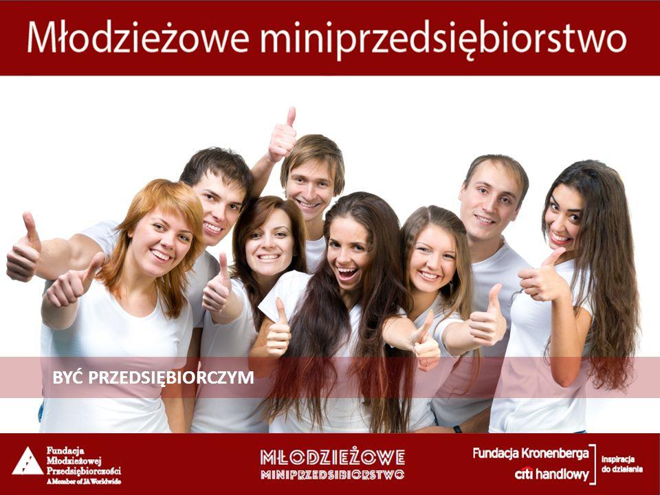 Młodzieżowe miniprzedsiębiorstwo to jeden z dwóch modułów programu Być przedsiębiorczym realizowanego przez Fundację Młodzieżowej Przedsiębiorczości we współpracy z Fundacją Kronenberga przy Citi Handlowy