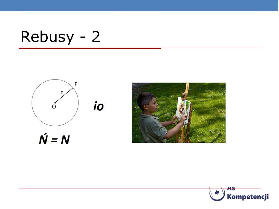 Rebusy - 2