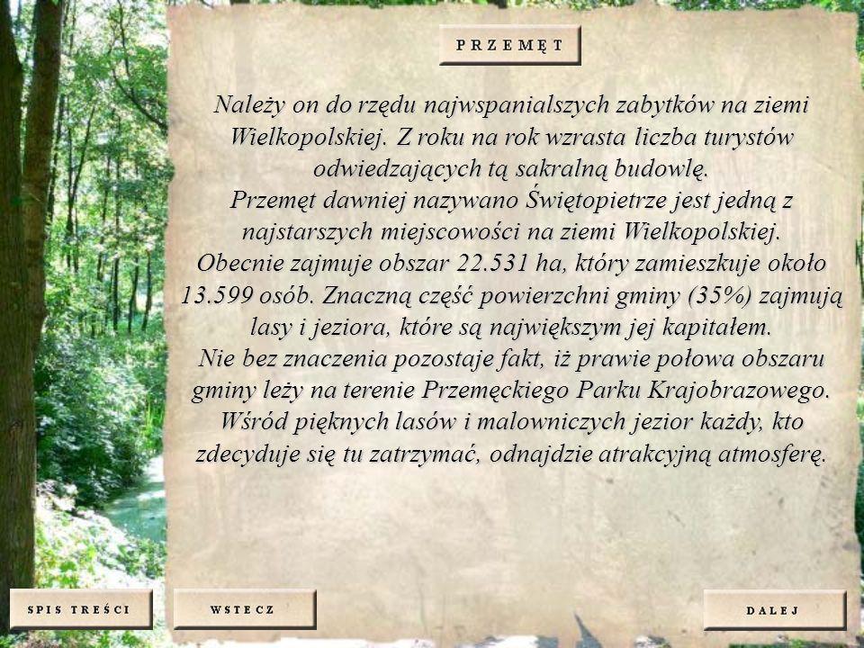 Należy on do rzędu najwspanialszych zabytków na ziemi Wielkopolskiej. Z roku na rok wzrasta liczba turystów odwiedzających tą sakralną budowlę. Przemę