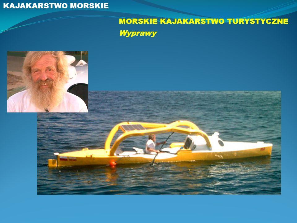 KAJAKARSTWO MORSKIE SPECYFIKA KAJAKARSTWA MORSKIEGO Wielkość akwenu Jezioro Śniardwy 114km Wody powierzchniowe Polski 9000km Bałtyk 400000 km