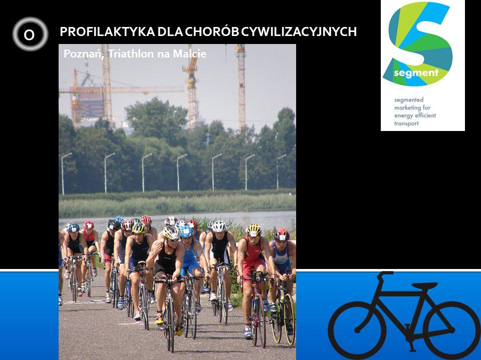 O PROFILAKTYKA DLA CHORÓB CYWILIZACYJNYCH Poznań, Triathlon na Malcie