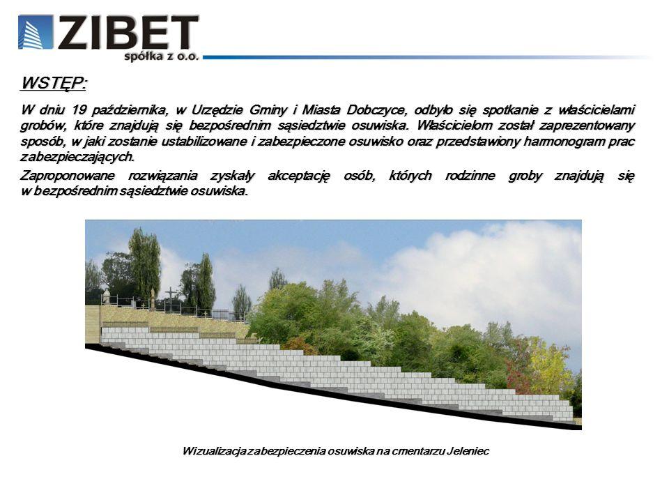 W dniu 15 listopada 2010 r.miało miejsce przekazanie placu budowy wykonawcy.