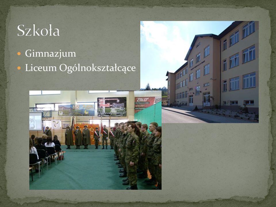 Gimnazjum Liceum Ogólnokształcące