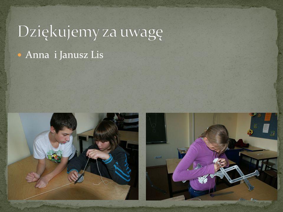 Anna i Janusz Lis