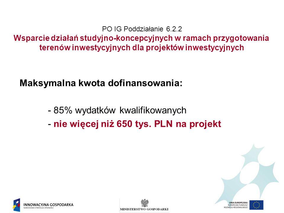 Przewodnik po kryteriach wyboru finansowanych operacji w ramach Programu Operacyjnego Innowacyjna Gospodarka, 2007-2013 www.konkurencyjnosc.gov.pl/20072013/Dokumenty/Kryteria+wyboru +projektow/ Cel: ułatwienie Wnioskodawcom przygotowania projektu.