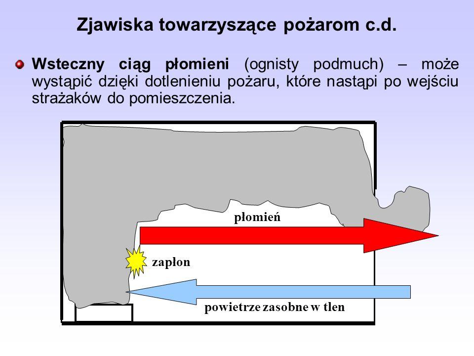 Postępowanie Pożary podpowierzchniowe: po określeniu ich granic otaczamy je wykopem sięgającym poniżej złoża torfu lub murszu, albo też do warstwy wody podskórnej.
