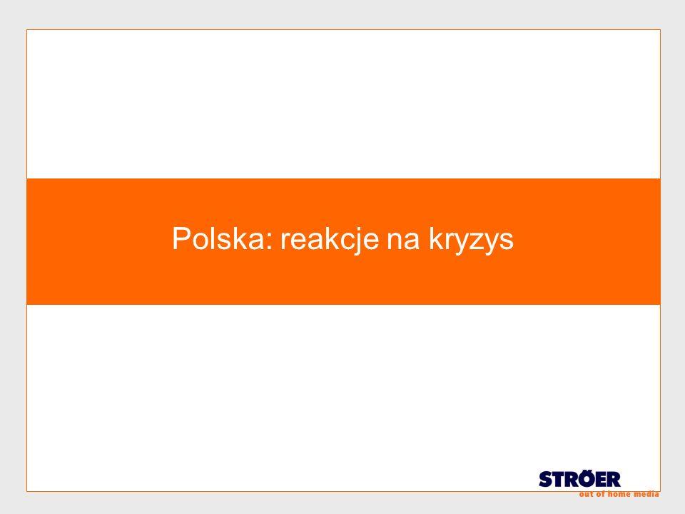 Polska: reakcje na kryzys