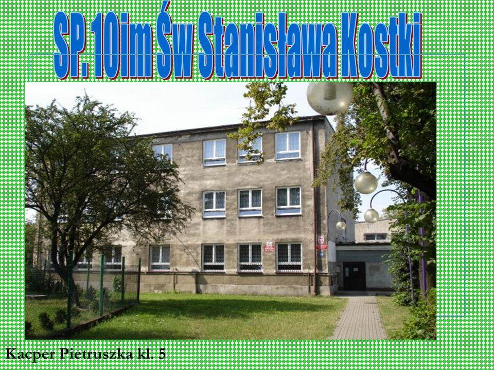 Kacper Pietruszka kl. 5