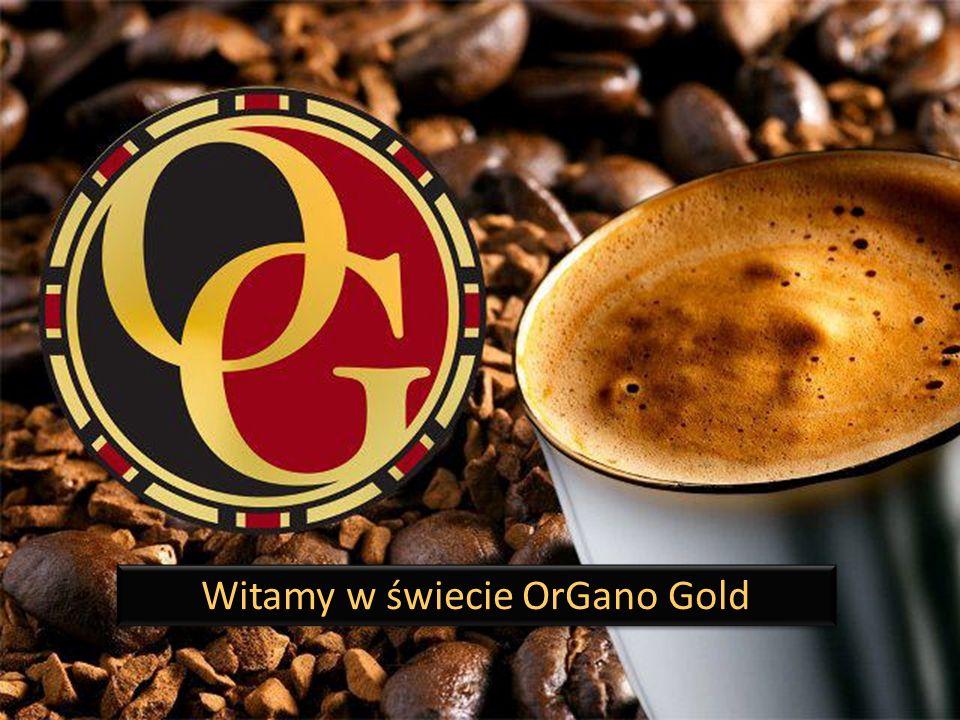 Witamy w świecie OrGano Gold