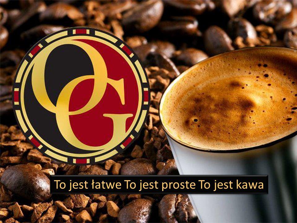 To jest łatwe To jest proste To jest kawa