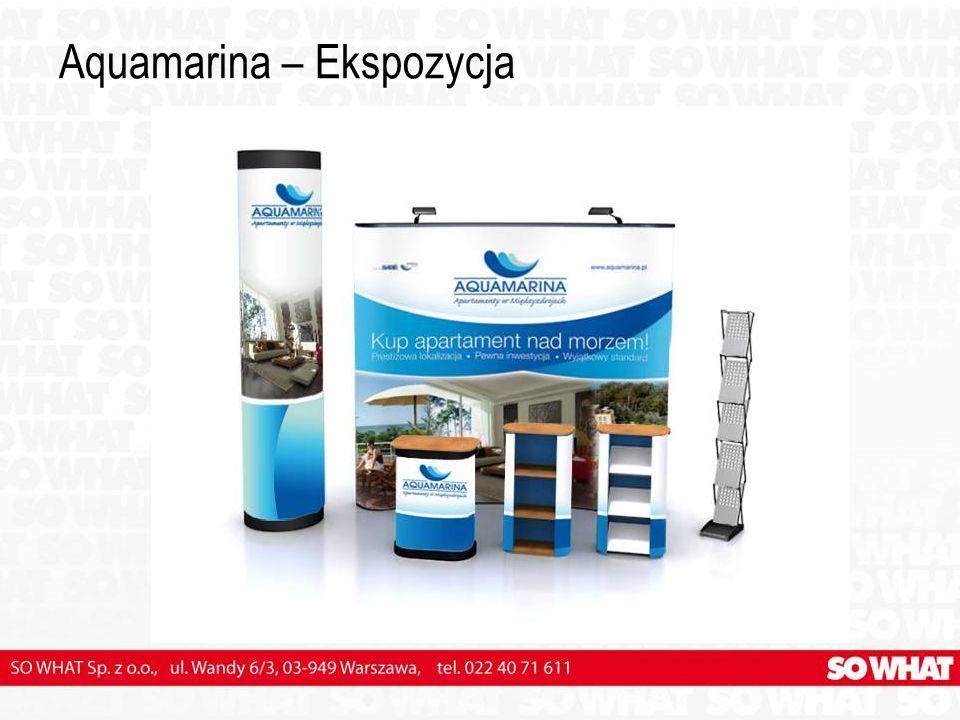 Aquamarina – Ekspozycja