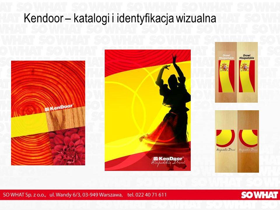 Kendoor – katalogi i identyfikacja wizualna