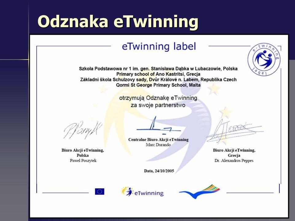 Odznaka eTwinning