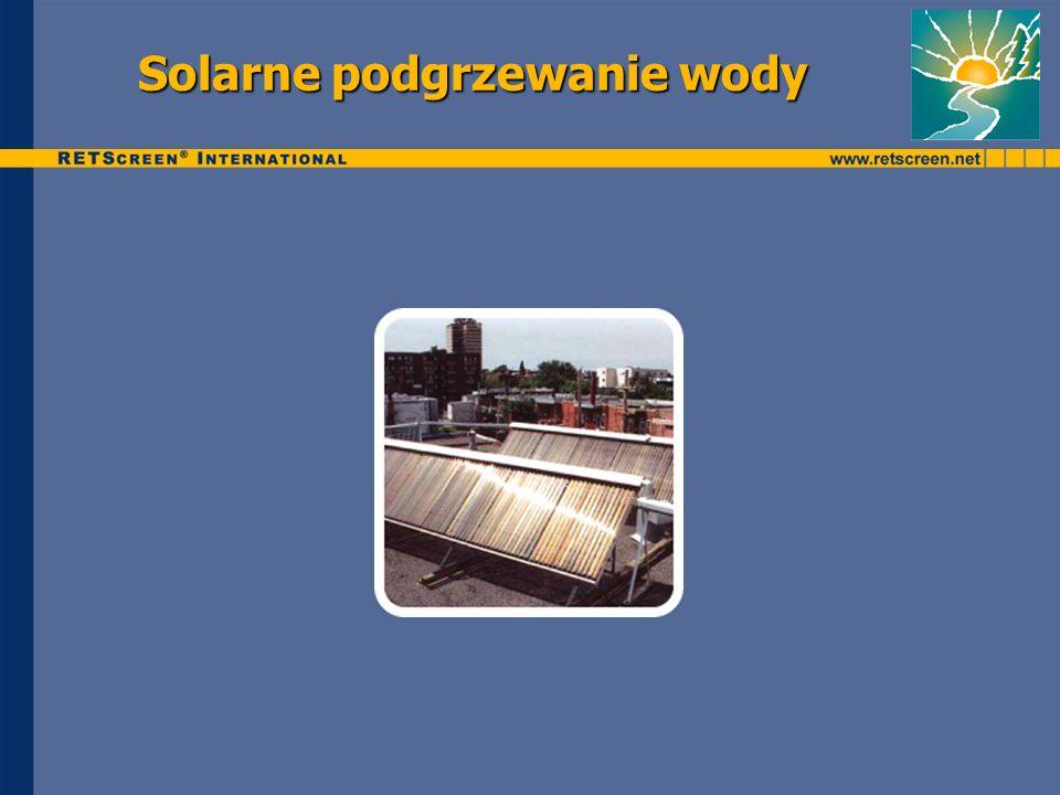 Solarne podgrzewanie wody