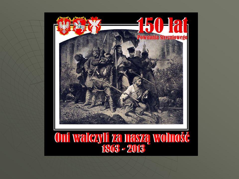 Przyczyny powstania: Przegrana Rosji w wojnie krymskiej (1853- 1856r.).