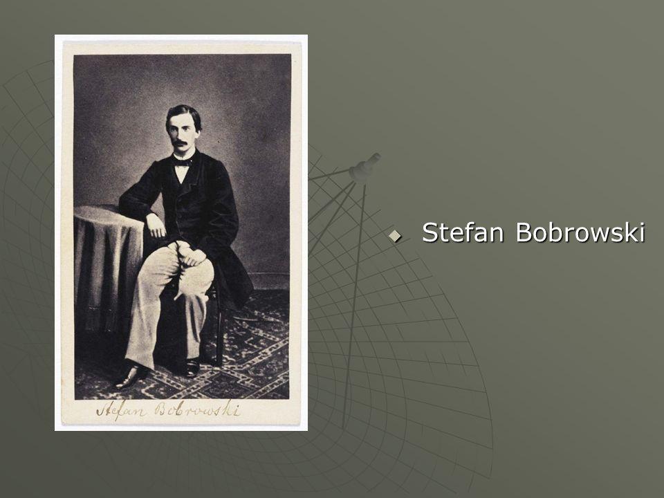 Stefan Bobrowski Stefan Bobrowski