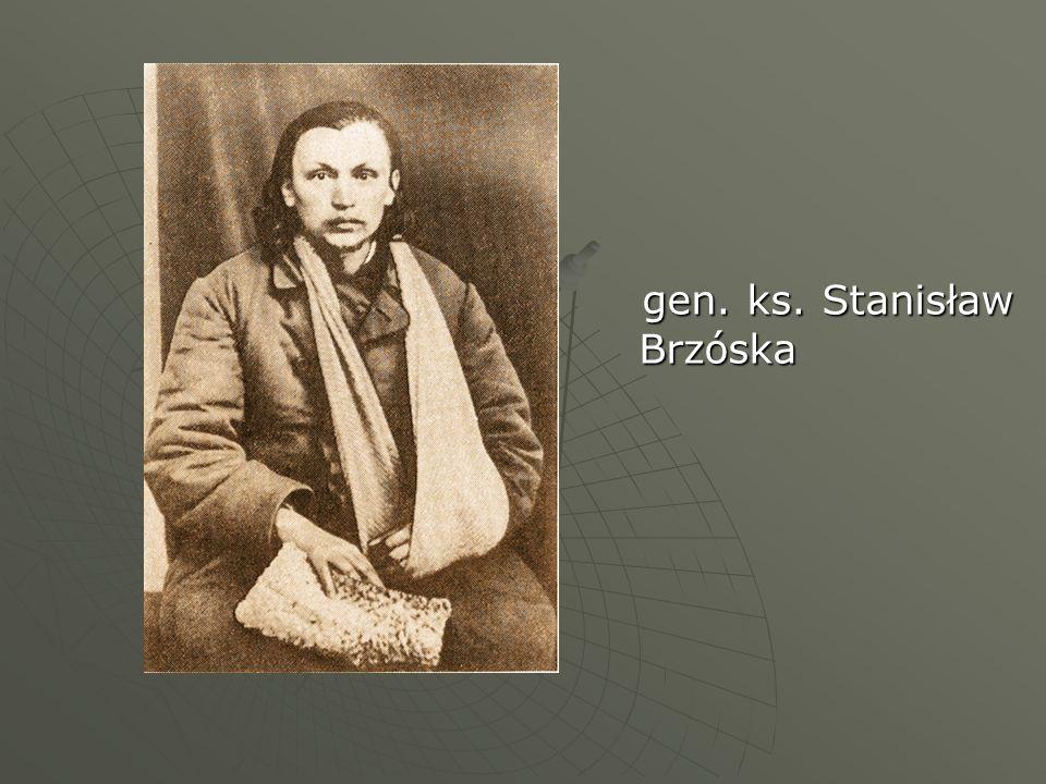 gen. ks. Stanisław Brzóska gen. ks. Stanisław Brzóska