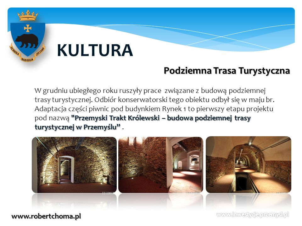 KULTURA www.robertchoma.pl