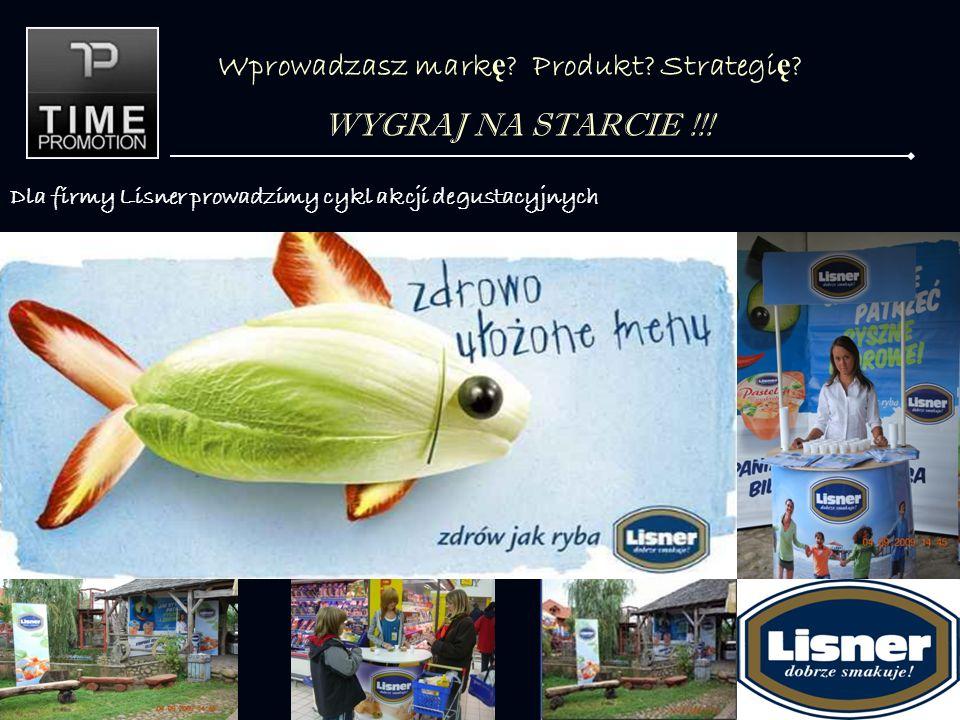Wprowadzasz mark ę ? Produkt? Strategi ę ? WYGRAJ NA STARCIE !!! Targi Warszawa 20.11.2009