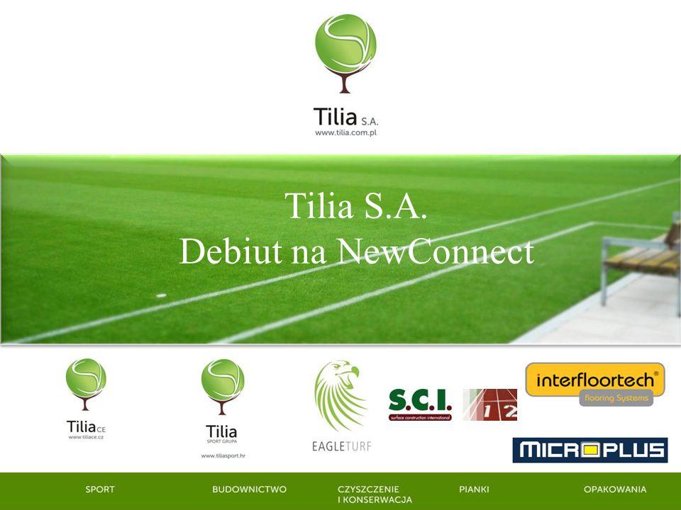 Tilia S.A. Debiut na NewConnect