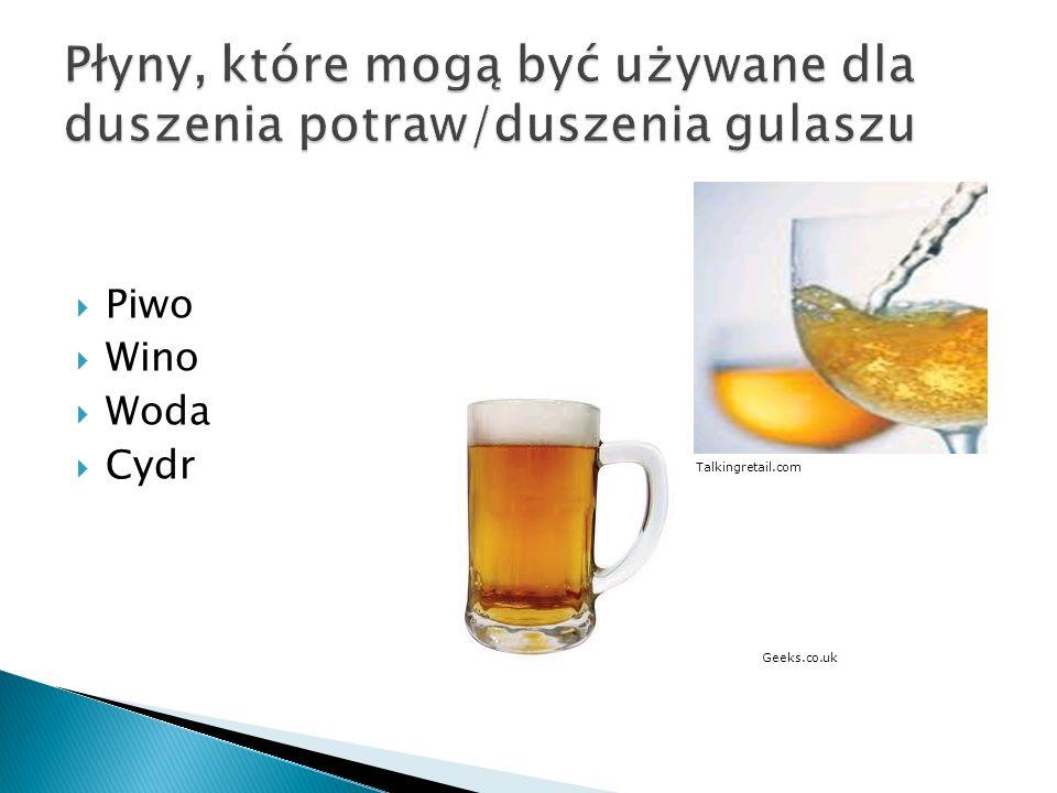 Piwo Wino Woda Cydr Talkingretail.com Geeks.co.uk