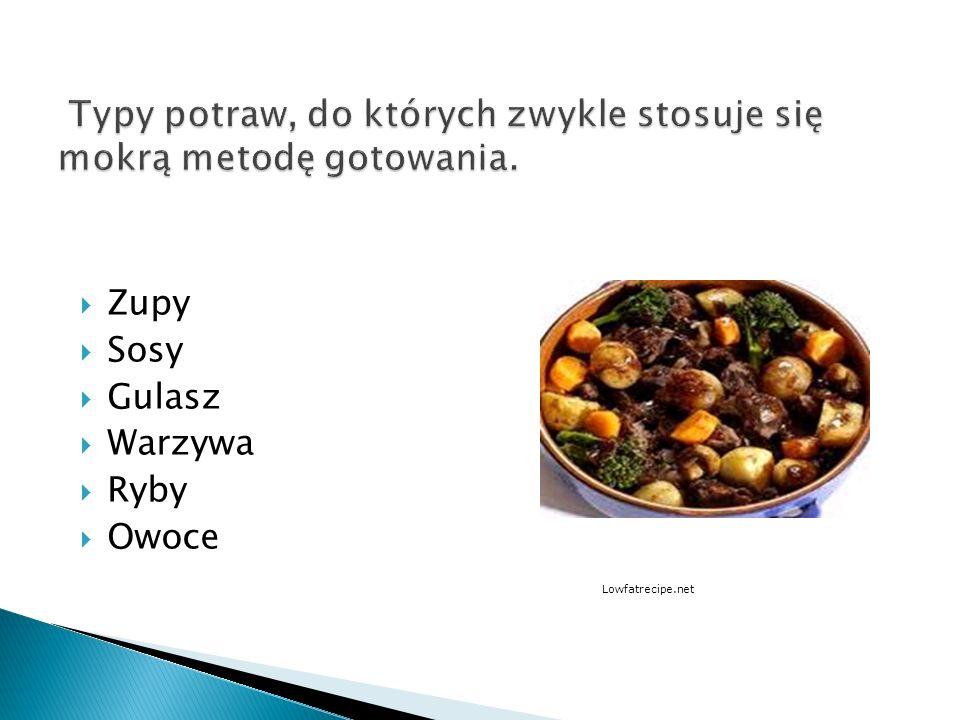 Zupy Sosy Gulasz Warzywa Ryby Owoce Lowfatrecipe.net